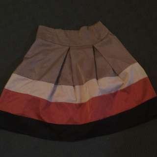Multi Colour Skirt Size 10