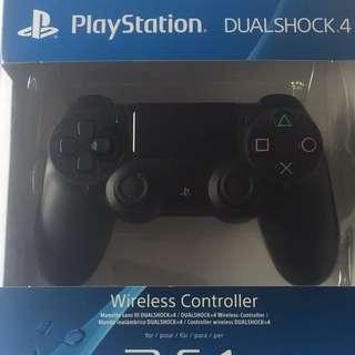 PlayStation Dual Shock 4 Controller Black