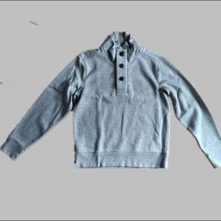 men's crew neck collar sweater size M