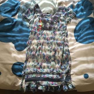 Mark & Spencer's Summer Dress Sz 10-12