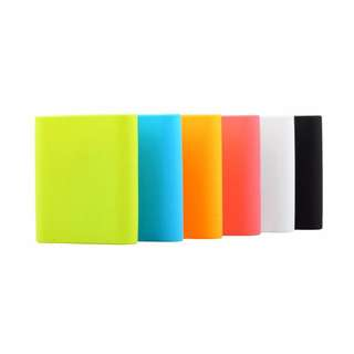 Genuine Soft Silicone Protective Case for Xiaomi 10400mAh Power Bank Portable