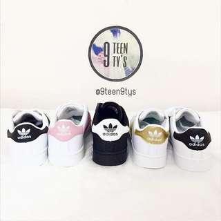 Inspired Adidas Superstar Sneakers