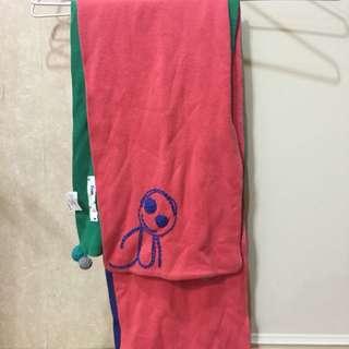A La Sha圍巾(待匯款