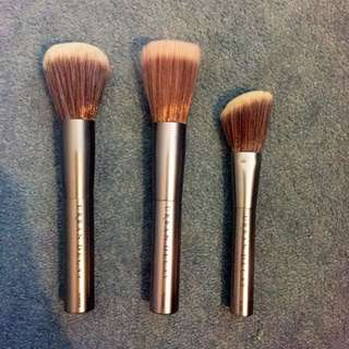 Urban Decay Face Brushes - $15 Each, $40 For All