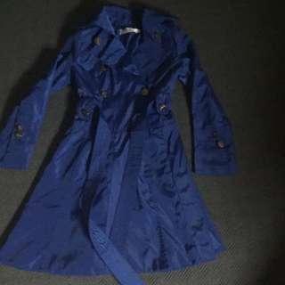 Blue Long Coat