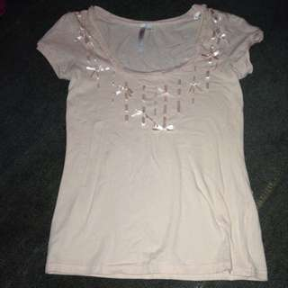 Forever New Ladies Top Size 10