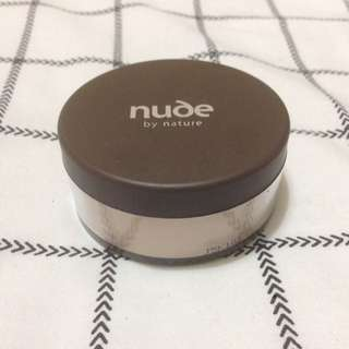 Nude By Nature Light Natural Mineral Cover