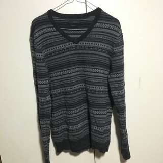 Aztec Style Pullover Jumper