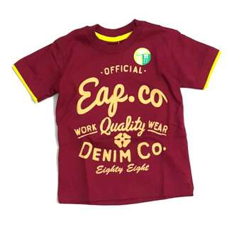 Tshirt Eap.co Branded Kids 2T