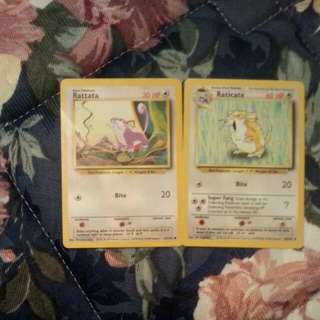 First Edition Pokemon Cards