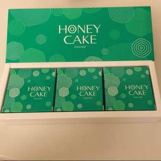 翠綠蜂蜜香皂