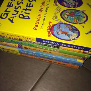 WIDE VARIETY OF BOOKS