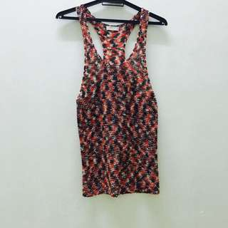 Marked Down - Knitted Singlet