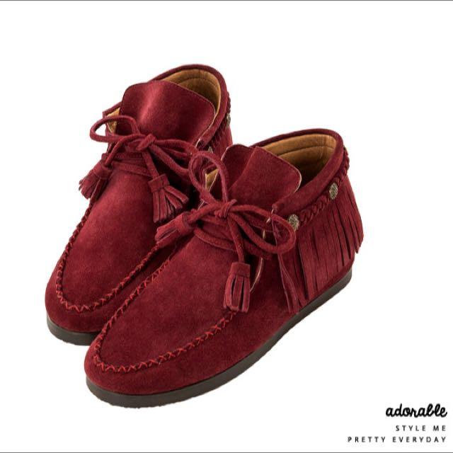專櫃鞋23.5