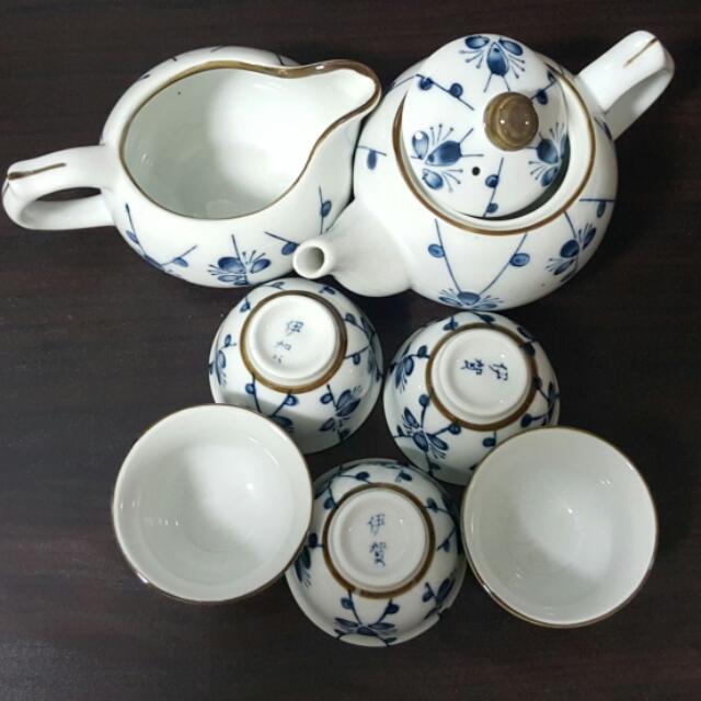 精美茶具8件組(不拆賣)