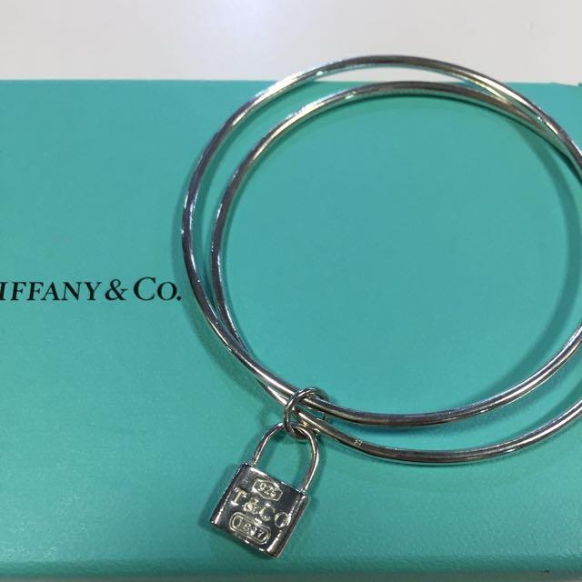 *** Replica Tiffany & Co Locker bangle