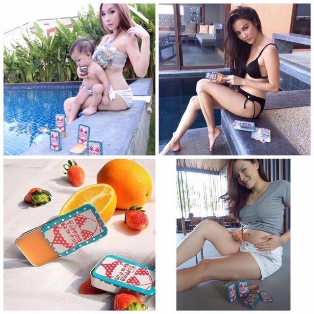 (預購)熱賣 泰國Toppin Balm Plus 蘋果萃取橘黃素35g