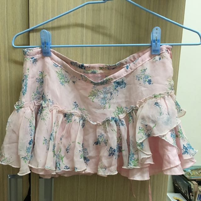 A&F裙子