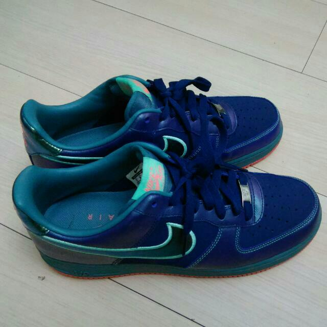 Air Force 靛青