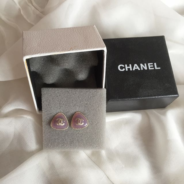 Premium Chanel Candy Earring