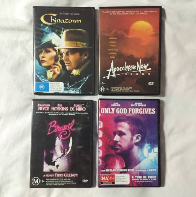 Dvd Assorted