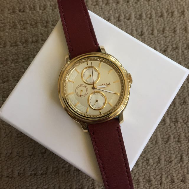 [PENDING] Fossil Watch