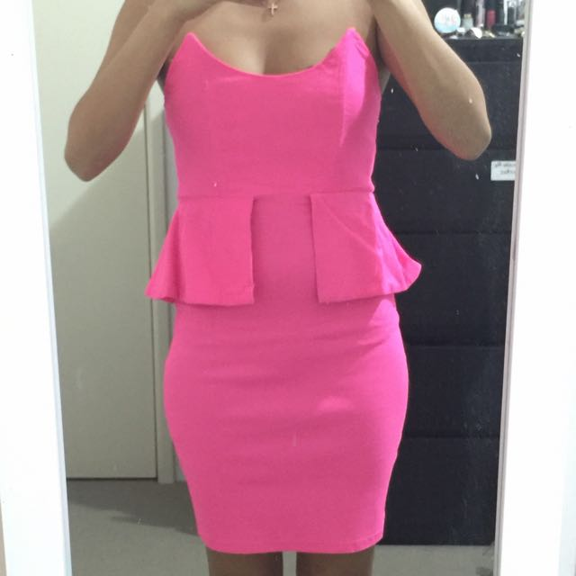 SABO Fitted Dress