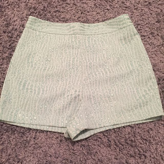 Forever21 High wasted shorts