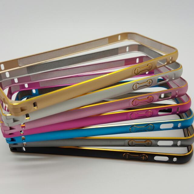 IPHONE 5 鋁合金抗刮烤漆邊框