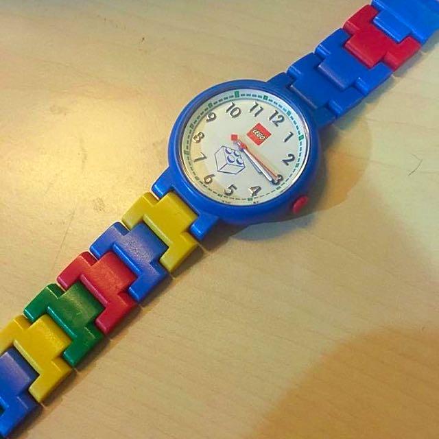 Lego手錶