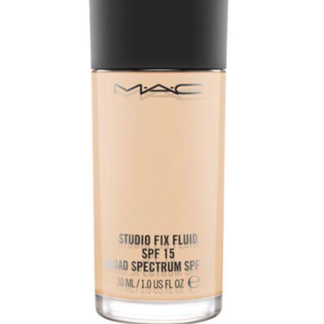 Mac Nc 30 Studio Fix Liquid Foundation