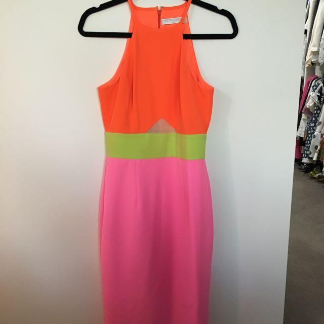 MintyMeetsMunt Pencil Dress