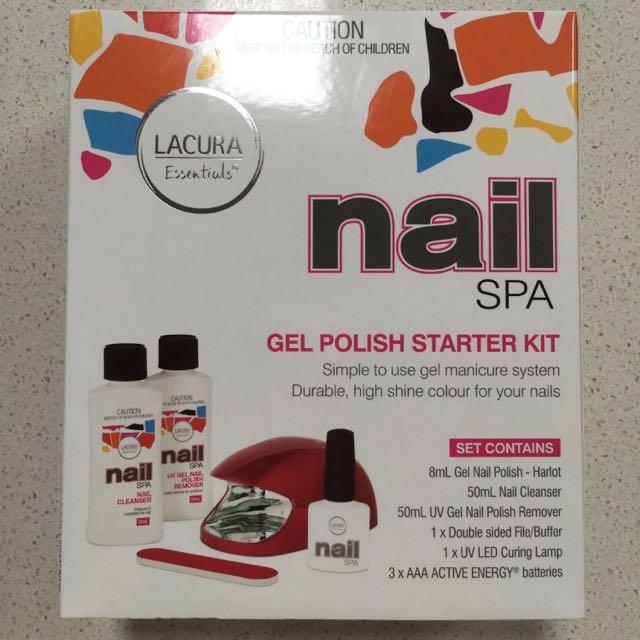 Nail Spa (Gel Polish Starter Kit)