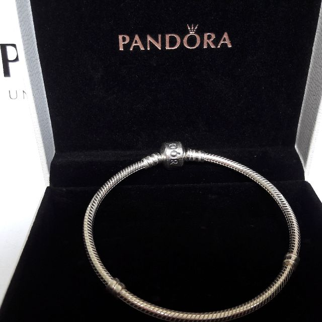 Pandora 潘朵拉純銀手鍊-19公分