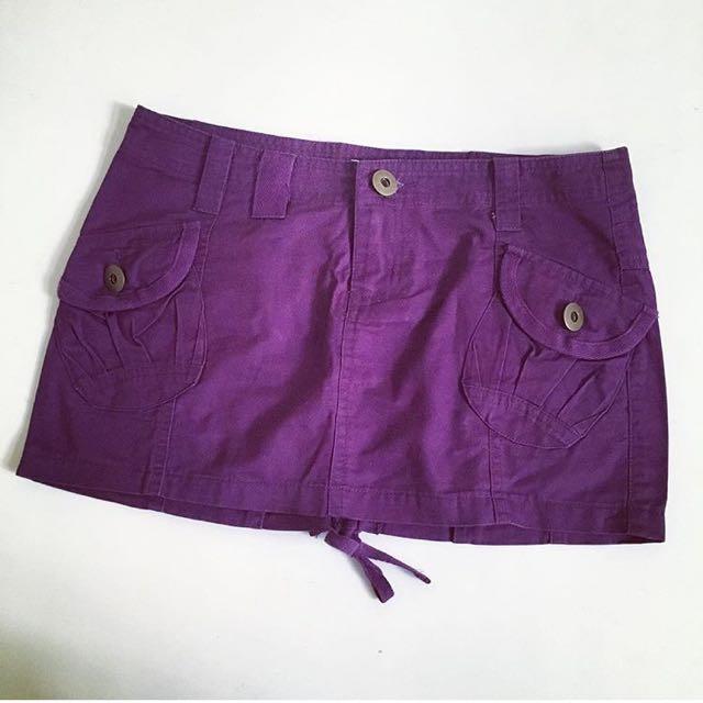 Preloved Body&Soul Micro Mini Skirt