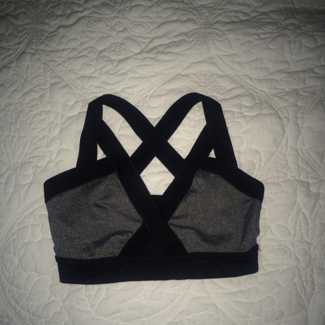 supré workout top