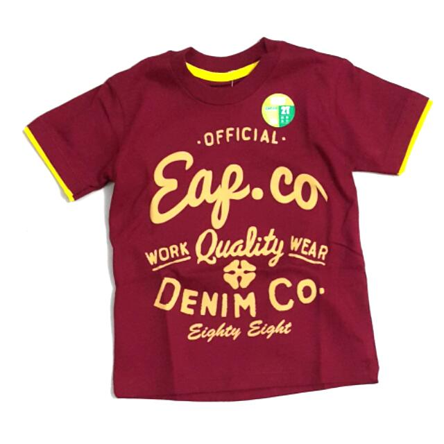 Tshirt Eap.co Branded Kids 2T