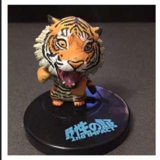 野性之証 吼叫動物 2代 老虎