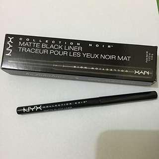 NYX Matte Black Liner