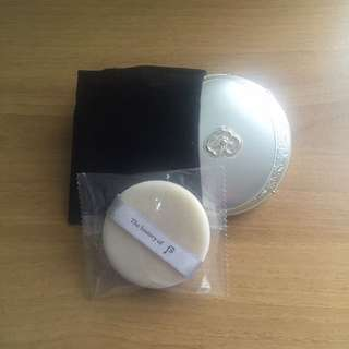 The History Of Whoo Seol Compact Powder