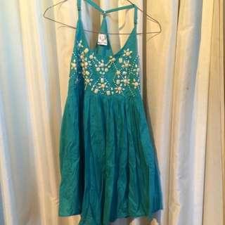 Angle Biba Dress