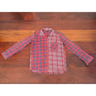 Topshop Outer Flannel Size 36