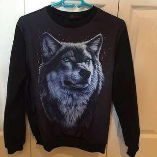 SALE! Wolf Jumper