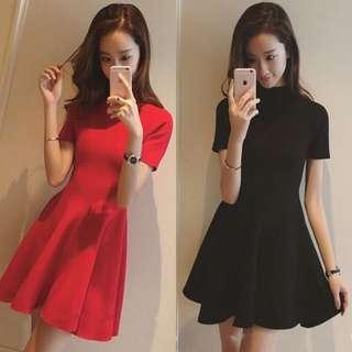 BNWT Black Skater Dress