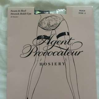 Agent Provocateur Seamed Stockings