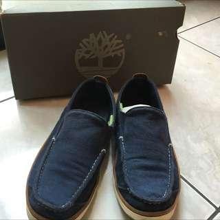 Timberland 軟Q環保休閒鞋 EKHOKS THAND SO NVY FBRC