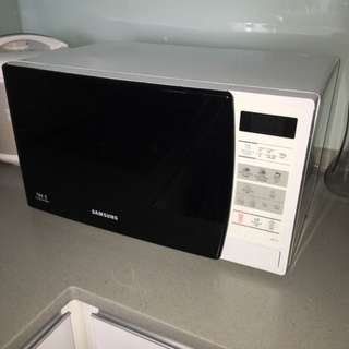 Samsung Microwave Oven ***reserved***