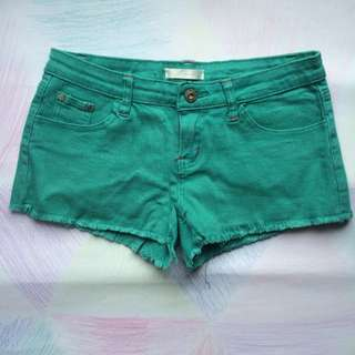 Ripped Off Hot Pants