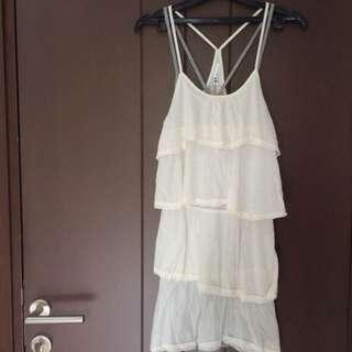 Gaudi Ruffle Dress