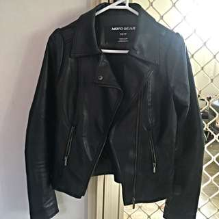 Motogear leather Jacket